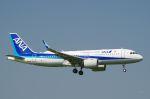 xiel0525さんが、成田国際空港で撮影した全日空 A320-271Nの航空フォト(写真)