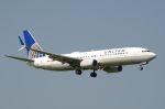 xiel0525さんが、成田国際空港で撮影したユナイテッド航空 737-824の航空フォト(写真)