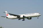 xiel0525さんが、成田国際空港で撮影した日本航空 777-346/ERの航空フォト(写真)