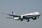 xiel0525さんが、成田国際空港で撮影した全日空 777-381/ERの航空フォト(写真)