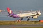 amagoさんが、関西国際空港で撮影したハワイアン航空 A330-243の航空フォト(写真)