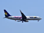 tsubasa0423さんが、羽田空港で撮影したスカイマーク 737-86Nの航空フォト(写真)
