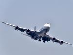 tsubasa0423さんが、羽田空港で撮影したルフトハンザドイツ航空 747-830の航空フォト(写真)