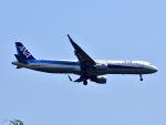 tsubasa0423さんが、羽田空港で撮影した全日空 A321-211の航空フォト(写真)