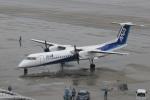 つっさんさんが、中部国際空港で撮影したANAウイングス DHC-8-402Q Dash 8の航空フォト(写真)