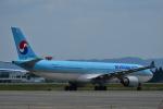 HS888さんが、鹿児島空港で撮影した大韓航空 A330-322の航空フォト(写真)
