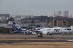 hiroki-JA8674さんが、伊丹空港で撮影した全日空 787-8 Dreamlinerの航空フォト(写真)
