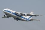木人さんが、成田国際空港で撮影したヴォルガ・ドニエプル航空 An-124-100 Ruslanの航空フォト(写真)