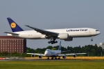 matatabiさんが、成田国際空港で撮影したルフトハンザ・カーゴ 777-FBTの航空フォト(写真)