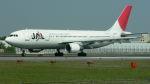 うすさんが、伊丹空港で撮影した日本航空 A300B4-622Rの航空フォト(写真)