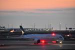 うめたろうさんが、関西国際空港で撮影したキャセイパシフィック航空 A350-941XWBの航空フォト(写真)