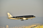 うめたろうさんが、関西国際空港で撮影したスターフライヤー A320-214の航空フォト(写真)