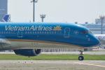 saoya_saodakeさんが、成田国際空港で撮影したベトナム航空 A350-941XWBの航空フォト(写真)