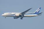 木人さんが、成田国際空港で撮影した全日空 787-881の航空フォト(写真)