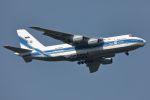 soiwbusさんが、成田国際空港で撮影したヴォルガ・ドニエプル航空 An-124-100 Ruslanの航空フォト(写真)