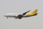 linkinparkさんが、インディラ・ガンディー国際空港で撮影したカリッタ エア 747-446(BCF)の航空フォト(写真)