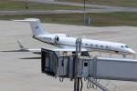 もぐ3さんが、新潟空港で撮影した金鹿航空 G500/G550 (G-V)の航空フォト(写真)
