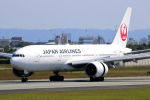Koba UNITED®さんが、伊丹空港で撮影した日本航空 777-289の航空フォト(写真)