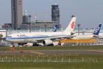 青春の1ページさんが、成田国際空港で撮影した中国国際航空 A330-343Eの航空フォト(写真)