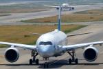 suu451さんが、関西国際空港で撮影したキャセイパシフィック航空 A350-941XWBの航空フォト(写真)