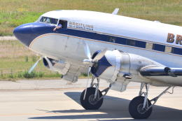 md11jbirdさんが、神戸空港で撮影したスーパーコンステレーション飛行協会 DC-3Aの航空フォト(写真)