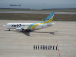PW4090さんが、神戸空港で撮影したAIR DO 737-781の航空フォト(写真)