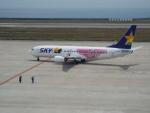 PW4090さんが、神戸空港で撮影したスカイマーク 737-86Nの航空フォト(写真)