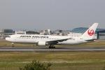 SIさんが、伊丹空港で撮影した日本航空 767-346/ERの航空フォト(写真)