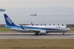 SIさんが、神戸空港で撮影した全日空 737-881の航空フォト(写真)