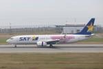SIさんが、神戸空港で撮影したスカイマーク 737-86Nの航空フォト(写真)