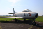 富士のこまきさんが、静浜飛行場で撮影した航空自衛隊 F-86F-25の航空フォト(写真)