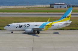 PASSENGERさんが、神戸空港で撮影したAIR DO 737-781の航空フォト(写真)
