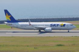 PASSENGERさんが、神戸空港で撮影したスカイマーク 737-8HXの航空フォト(写真)