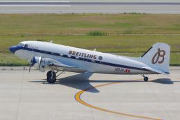 PASSENGERさんが、神戸空港で撮影したスーパーコンステレーション飛行協会 DC-3Aの航空フォト(写真)