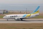 SIさんが、神戸空港で撮影したAIR DO 737-781の航空フォト(写真)