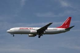 MOHICANさんが、福岡空港で撮影したイースター航空 737-883の航空フォト(写真)