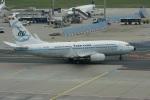 ガペ兄さんが、フランクフルト国際空港で撮影したタロム航空 737-78Jの航空フォト(写真)
