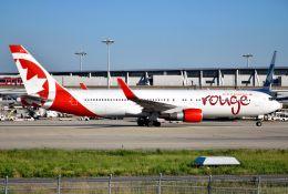 orbis001さんが、関西国際空港で撮影したエア・カナダ・ルージュ 767-316/ERの航空フォト(写真)