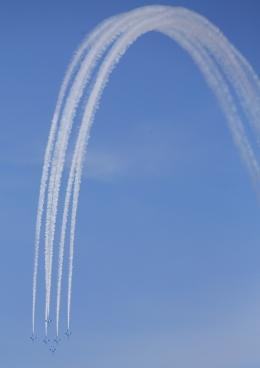 タミーさんが、静岡空港で撮影した航空自衛隊 T-4の航空フォト(写真)