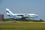ポン太さんが、成田国際空港で撮影したヴォルガ・ドニエプル航空 An-124-100 Ruslanの航空フォト(写真)
