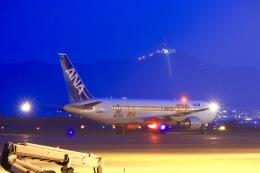 KAMIYA JASDFさんが、函館空港で撮影した全日空 767-381/ERの航空フォト(写真)
