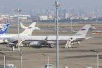 OS52さんが、羽田空港で撮影したロシア連邦保安庁 Il-96-400VPUの航空フォト(写真)