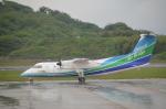 東亜国内航空さんが、長崎空港で撮影したオリエンタルエアブリッジ DHC-8-201Q Dash 8の航空フォト(写真)