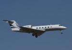 くーぺいさんが、新千歳空港で撮影した不明 G-IV-X Gulfstream G450の航空フォト(写真)