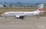 RINA-200さんが、小松空港で撮影した日本トランスオーシャン航空 737-446の航空フォト(写真)