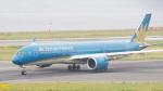 てつや@さんが、関西国際空港で撮影したベトナム航空 A350-941XWBの航空フォト(写真)