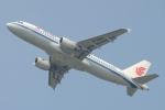 木人さんが、成田国際空港で撮影した中国国際航空 A320-214の航空フォト(写真)