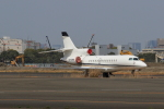 たまさんが、羽田空港で撮影したBrenzil Pty Ltd Falcon 7Xの航空フォト(写真)