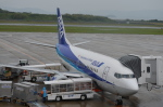 東亜国内航空さんが、長崎空港で撮影したANAウイングス 737-5L9の航空フォト(写真)