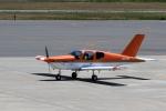 アオアシシギさんが、山形空港で撮影した日本個人所有 TB-9 Tampicoの航空フォト(写真)